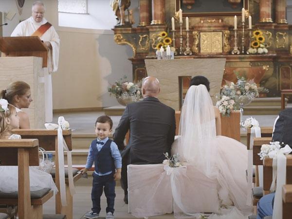 Hochzeit Patrizia und Viktor